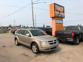 Used 2009 Dodge Journey SXT**7 PASSENGER**ONLY 116KMS**CERTIFIED for sale in London, ON