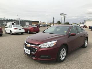 Used 2016 Chevrolet Malibu Limited LT for sale in Brandon, MB