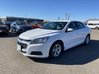 Used 2014 Chevrolet Malibu 4dr Sdn LS *Bluetooth* *Remote Start* *Cruise* for sale in Brandon, MB