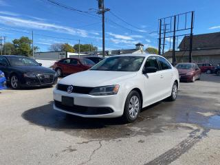 Used 2013 Volkswagen Jetta Sedan Trendline+ for sale in Winnipeg, MB