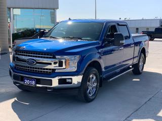 Used 2018 Ford F-150 XLT XTR 302a for sale in Tilbury, ON