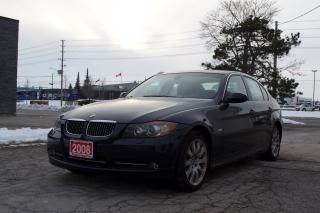 Used 2008 BMW 3 Series 335xi for sale in Kitchener, ON