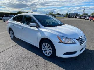 Used 2013 Nissan Sentra SV for sale in Pintendre, QC