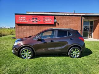 Used 2013 Buick Encore Premium for sale in London, ON