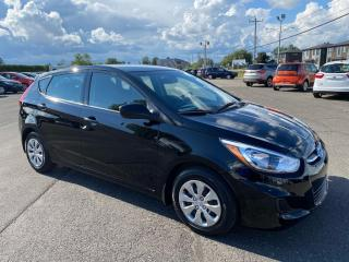 Used 2017 Hyundai Accent LE for sale in Pintendre, QC