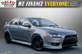 Used 2013 Mitsubishi Lancer SE / 5 SPEED / HEATED SEATS / POWER MOONROOF / for sale in Hamilton, ON