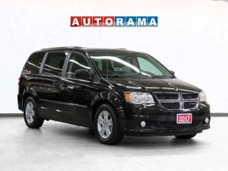 Used 2017 Dodge Grand Caravan Crew Plus Navigation Leather for sale in Toronto, ON
