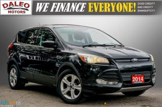 Used 2014 Ford Escape SE / BACKUP-CAM / HEATED SEATS / TRAILER HITCH / for sale in Hamilton, ON