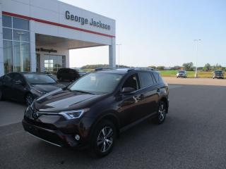Used 2018 Toyota RAV4 XLE for sale in Renfrew, ON