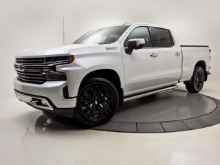 Used 2019 Chevrolet Silverado 1500 4WD Crew Cab High Country FULL EQUIP for sale in Brossard, QC