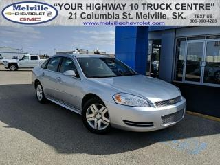 Used 2013 Chevrolet Impala LT for sale in Melville, SK