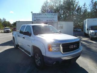 Used 2007 GMC Sierra Z71 4x4 for sale in Elmvale, ON