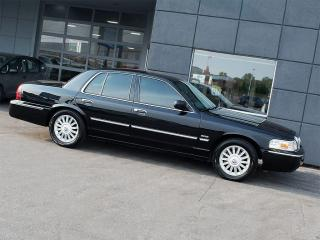 Used 2009 Mercury Grand Marquis ULTIMATE|6 SEATS|LEATHER|ALLOYS for sale in Toronto, ON