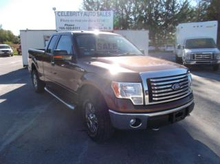 Used 2011 Ford F-150 XLT XTR 4X4 E CAB for sale in Elmvale, ON