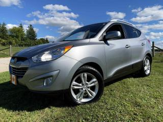 Used 2011 Hyundai Tucson GLS for sale in Guelph, ON