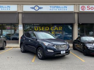 Used 2014 Hyundai Santa Fe Sport Premium AWD, Heated Steering Wheel for sale in Vaughan, ON