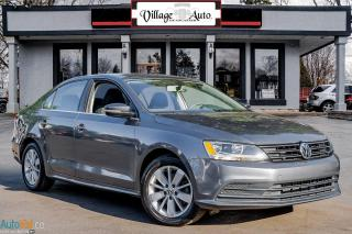 Used 2016 Volkswagen Jetta Comfort Line for sale in Ancaster, ON