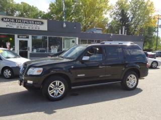 Used 2008 Ford Explorer LIMITED for sale in Winnipeg, MB