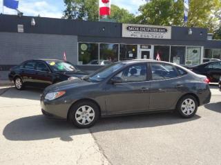 Used 2009 Hyundai Elantra GL for sale in Winnipeg, MB