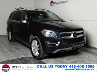 Used 2013 Mercedes-Benz GL-Class GL350 BlueTEC 4Matic Nav Sun 7-Pass Xen Certified for sale in Toronto, ON