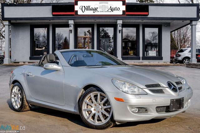 2007 Mercedes-Benz SLK 3.5L