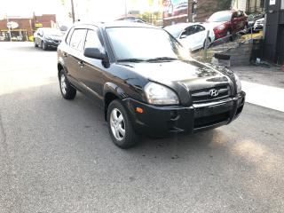 Used 2008 Hyundai Tucson GL for sale in Toronto, ON