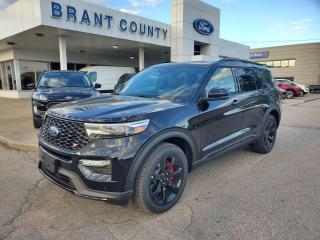New 2020 Ford Explorer ST for sale in Brantford, ON