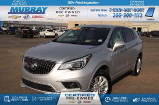 Used 2017 Buick Envision Preferred for sale in Moose Jaw, SK