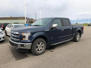 Used 2016 Ford F-150 * CREW CAB * LARIAT * CUIR * GPS * 61 000 KM * for sale in Mirabel, QC