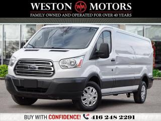 Used 2017 Ford Transit 250 3.7L LOW ROOF*EXTENDED*SHELVING*REVERSE CAMERA* for sale in Toronto, ON