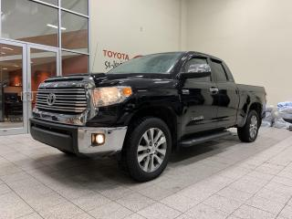 Used 2016 Toyota Tundra * LIMITED * 4X4 * CUIR * GPS * MAGS for sale in Mirabel, QC