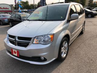 Used 2011 Dodge Grand Caravan Crew Plus for sale in Scarborough, ON