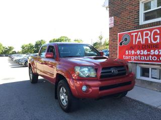 Used 2009 Toyota Tacoma V6 .SR5- LEATHER- EXCELLENT CONDITION for sale in London, ON