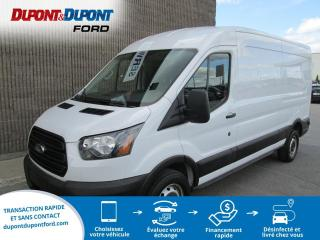 Used 2019 Ford fourgon T-250 toit moyen 148 po PNBV de 9 000 lb for sale in Gatineau, QC