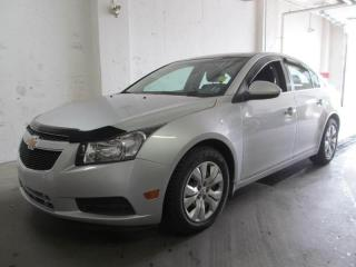 Used 2012 Chevrolet Cruze LT Turbo - Being Sold AS-IS for sale in Dartmouth, NS