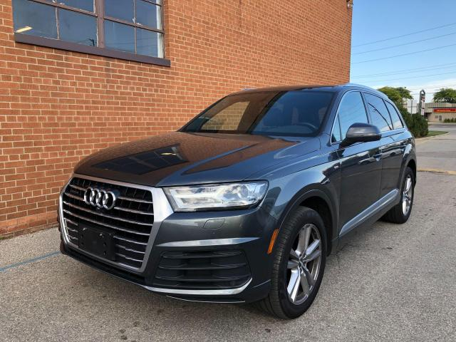 2017 Audi Q7 LOW KM 62K KM//NO ACCIDENTS7 PASSENGERS