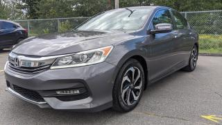 Used 2017 Honda Accord EX-L I4 4 portes CVT for sale in Sorel-Tracy, QC