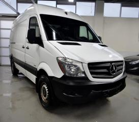 Used 2016 Mercedes-Benz Sprinter HIGH ROOF ,NO ACCIDENT,BACK CAM for sale in North York, ON
