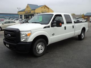 Used 2016 Ford F-250 XL CrewCab 6.7L Diesel 4x2 8ft Box for sale in Brantford, ON