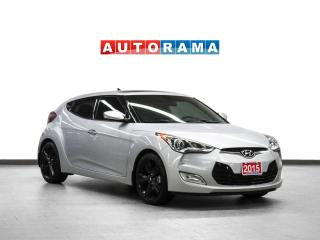 Used 2015 Hyundai Veloster Tech Pkg Navigation Sunroof Backup Cam for sale in Toronto, ON