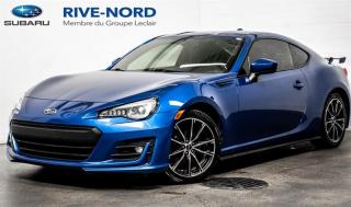 Used 2017 Subaru BRZ Sport-tech NAVIGATION+CUIR+ for sale in Boisbriand, QC