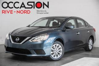 Used 2016 Nissan Sentra SV TOIT.OUVRANT+CAM.RECUL+SIEGES.CHAUFFANTS for sale in Boisbriand, QC
