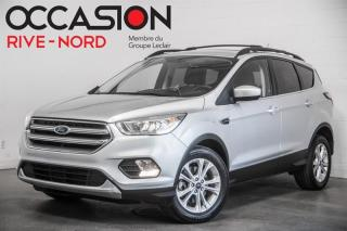 Used 2017 Ford Escape SE 2.0 MAGS+BLUETOOTH+CAM.RECUL for sale in Boisbriand, QC