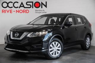 Used 2017 Nissan Rogue S BLUETOOTH+CAM.RECUL+A/C for sale in Boisbriand, QC