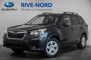 Used 2019 Subaru Forester BLUETOOTH+CAM.RECUL+SIEGES.CHAUFFANTS for sale in Boisbriand, QC