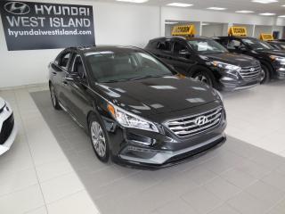 Used 2016 Hyundai Sonata SPORT TECH AUTO TOIT NAV CAMÉRA BT CRUIS for sale in Dorval, QC