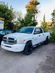 Used 2007 Dodge Ram 1500 FULLY CERTIFIED CREW CAB 4X4 Sport for sale in Toronto, ON