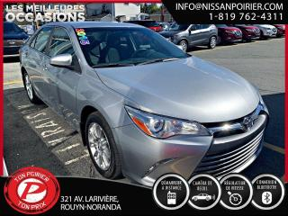 Used 2015 Toyota Camry LE for sale in Rouyn-Noranda, QC