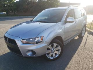 Used 2010 Mitsubishi Outlander ES for sale in Brampton, ON