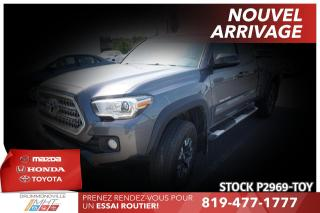 Used 2017 Toyota Tacoma TRD OFF ROAD| INTÉGRALE| NAV for sale in Drummondville, QC